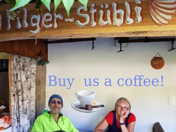 Buy us a coffee